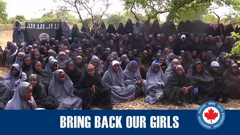 """Bring Back Our Girls"""